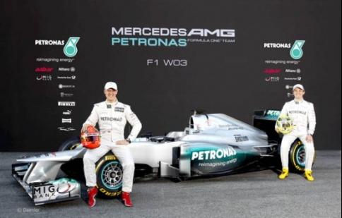 F1 GP 2012: Mercedes khấp khởi hy vọng
