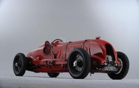 Chuẩn bị đấu giá chiếc xe đua huyền thoại của Bentley