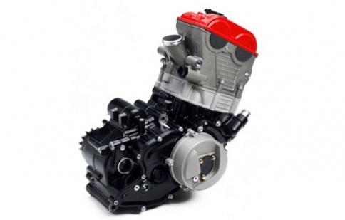 BMW sản xuất mô tô đua với động cơ 450cc