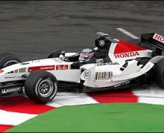 Honda trở giải đua công thức 1