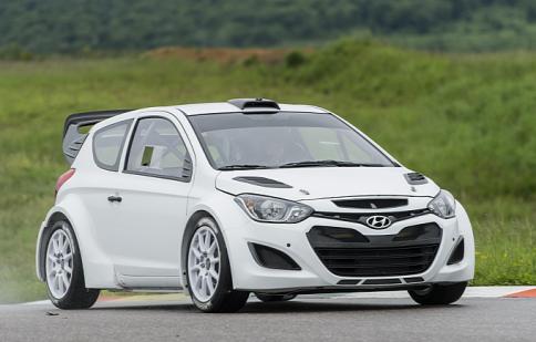 Hyundai i20 WRC đã sẵn sàng để đua