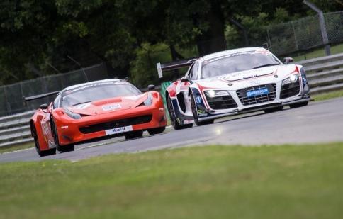 Tường thuật giải đua British GT: vòng đấu Brands Hatch