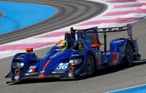 Alpine chiến thắng giải Le Mans châu Âu