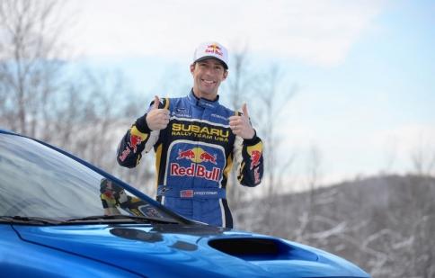 Travis Pastrana trở về với đội Subaru