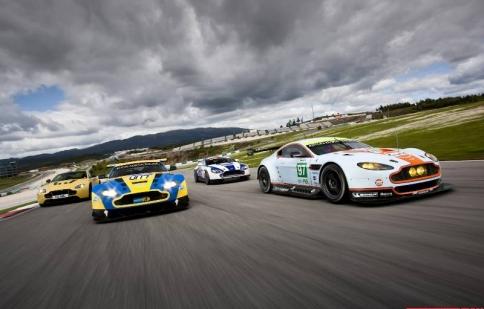 Aston Martin Racing đặt nhiều tham vọng cho năm 2014