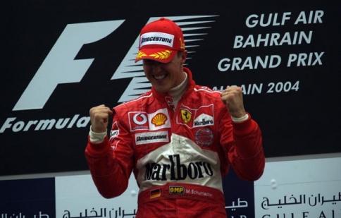 Thêm một vòng đua mang tên Michael Schumacher
