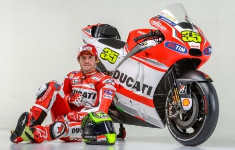 Ducati tham dự MotoGP Open bằng Desmosedici GP14 mới