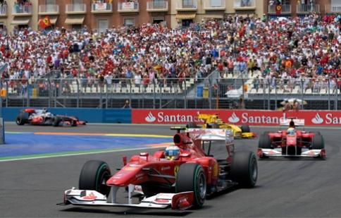 Tại sao F1 thường tổ chức ở các nước giàu?