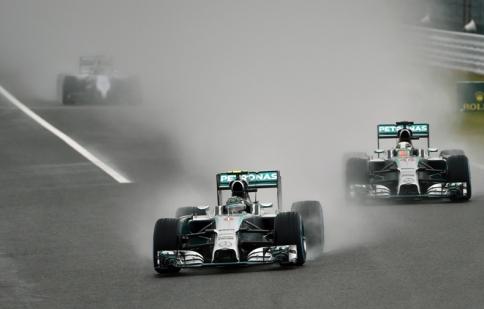 F1: Bão tố và mất mát trên đường đua Suzuka