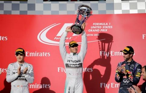F1: Hạng 3 không hề dễ dàng