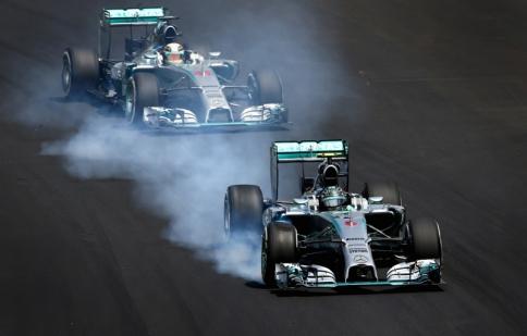 F1: Brazilian Grand Prix nóng hơn bao giờ hết
