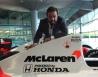 Fernando Alonso chính thức về đội McLaren