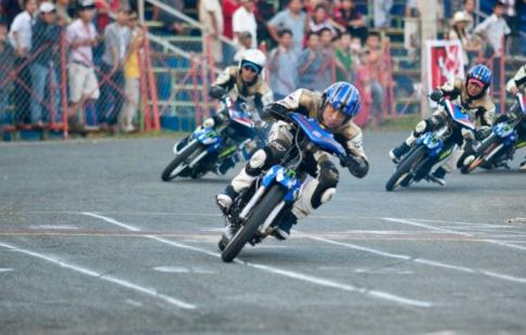 Giải đua xe Vietnam Motor Cub Prix sắp tái xuất khán giả Việt