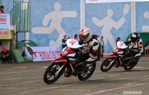 Honda Việt Nam lần đầu mang đua xe đến với khán giả Đồng Tháp