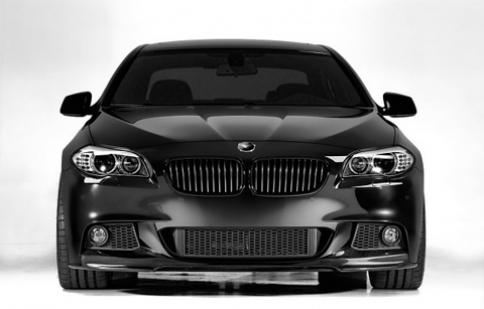 'Hắc công tử' BMW serie 5 Vorsteiner