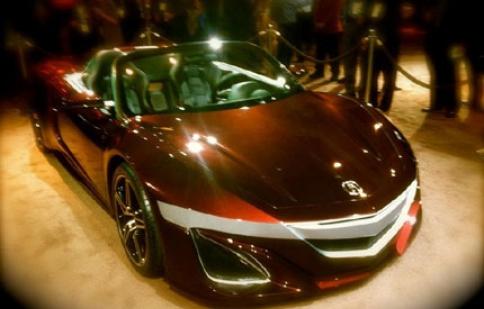 Chiêm ngưỡng chiếc Acura đắt nhất hành tinh