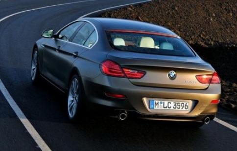 Chiêm ngưỡng sự vượt trội của BMW 6-Series Gran Coupe 2013