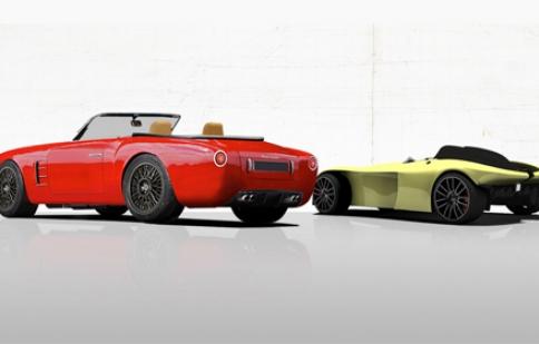 Fornasari cho ra đời 3 mẫu xe mới