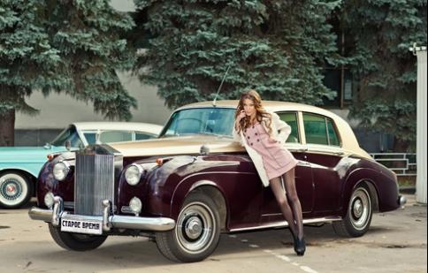Rolls-Royce Silver Cloud - vẻ đẹp vượt thời gian