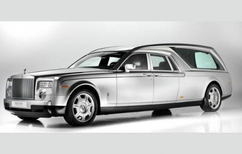 Biemme Rolls-Royce Phantom B12: xe tang đắt nhất thế giới