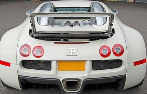 Những điều chưa biết về siêu xe Bugatti Veyron