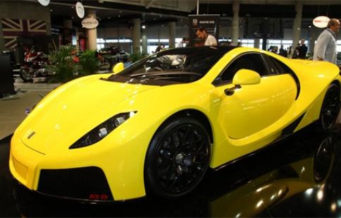 10 siêu xe đáng chú ý tại  tại Top Marques Monaco 2012