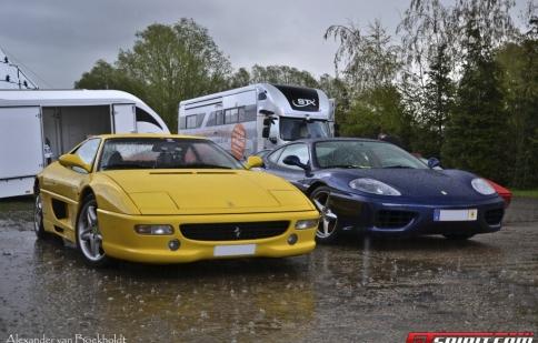 Ferrari thành lập câu lạc bộ Belgio