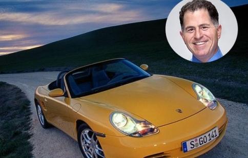 Chiêm ngưỡng xe hơi của những người giàu nhất thế giới