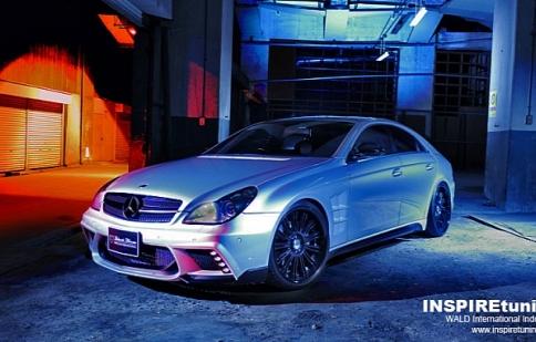 Lạ lẫm với Mercedes CLS Black Bison độ