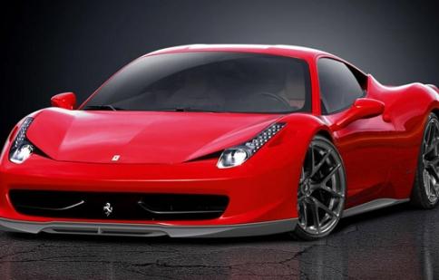 Vorsteiner nâng cấp Ferrari 458 Italia