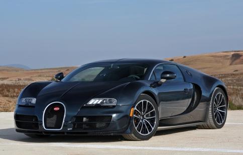 Bugatti Veyron Super Sport muốn phá vỡ kỷ lục tại Nurburgring