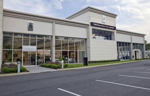 Rolls-Royce mở Showroom lớn nhất Bắc Mỹ