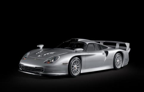 Porsche 911 GT1 được đem bán đấu giá