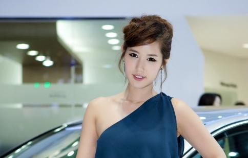 Vẻ đẹp hút hồn của dàn chân dài xứ sở Kim Chi