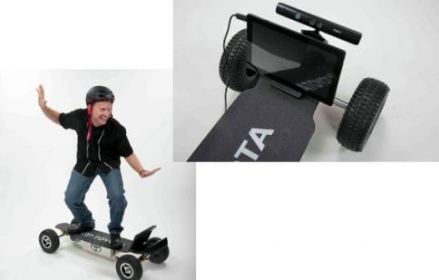 Toyota thử nghiệm công nghệ Xbox Kinect