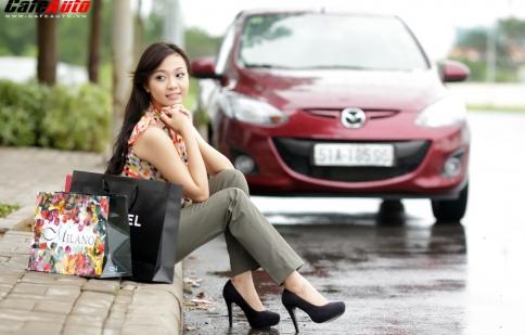 Tận hưởng cuộc sống cùng Mazda2