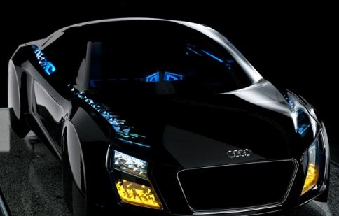 Công ghệ mới của Audi lộ diện tại CES