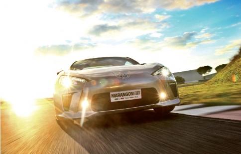 Toyota GT86 độ tuyệt đẹp