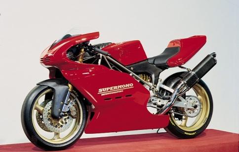 Ducati Supermono 1993 có giá tới 150 USD