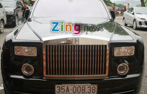 Dàn siêu xe gần trăm tỷ đổ về sân Ninh Bình