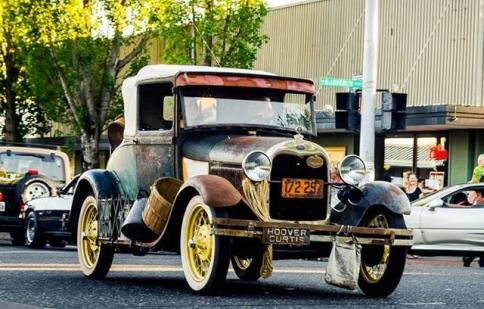 Cruisin' the Gut và lễ hội của những chiếc xe độc