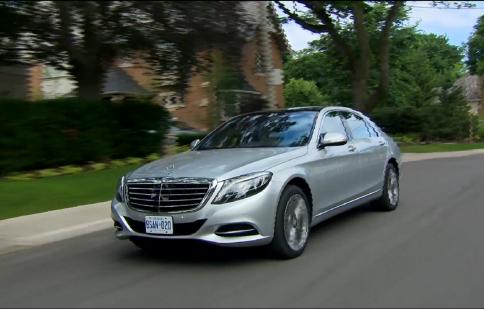 Hành trình phát triển của Mercedes-Benz S-Class