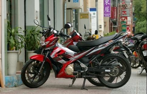 Suzuki BelangR 150 - xe côn tay hàng hiếm