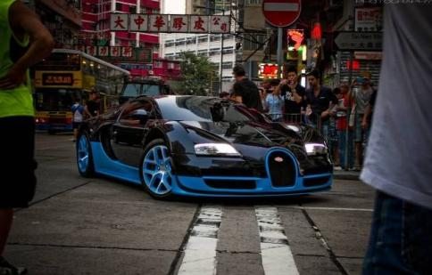 Hồng Kông - thiên đường siêu xe mới của thế giới