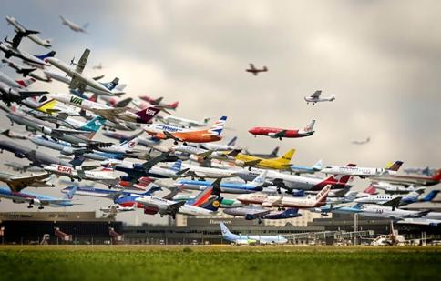 Những hạm đội hàng không lớn nhất thế giới