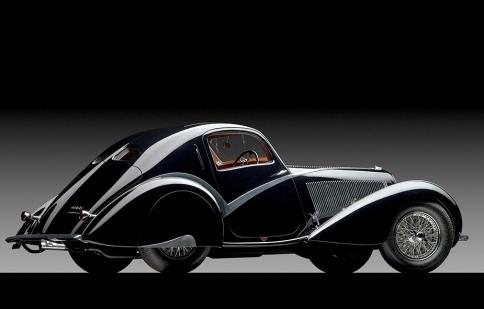 15 tác phẩm xe cổ đáng giá nghìn tỷ