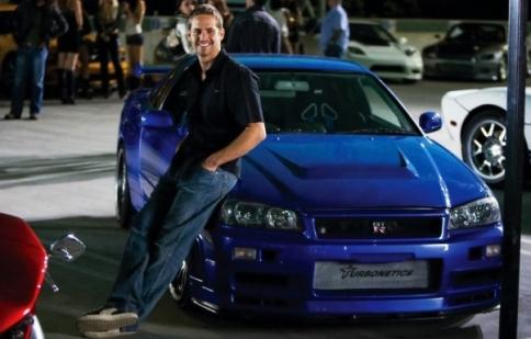 Chiêm ngưỡng bộ sưu tập xe của siêu sao Fast and Furious