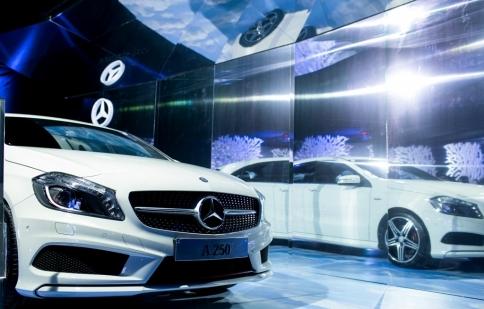 Mercedes-Benz đồng hành cùng ELLE Fashion Show