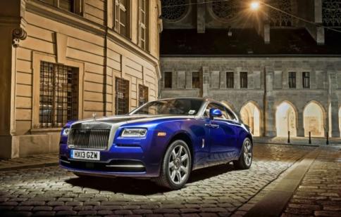 Rolls Royce Wraith: chiếc Coupe đẹp nhất năm