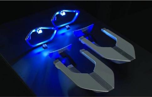 BMW lý giải công nghệ đèn laser của chiếc i8